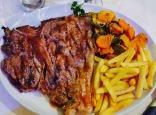 T-bone de ternera