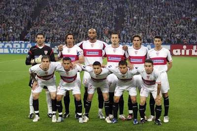 11 del Sevilla FC