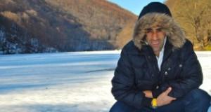 Paco Gallardo y el frio